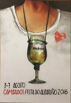 CORES DE CAMBADOS: CONCERTOS DA FESTA DO ALBARIÑO 2016