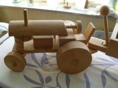 ≥ Mooie houten trekker - Speelgoed | Overig - Marktplaats.nl