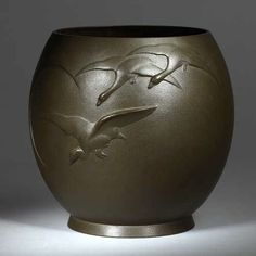 Antique Japanese bronze