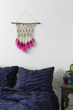 Naativ Studios Woven Wall Hanging #urbanoutfitters