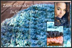 Free video tutorial on this crochet infinity scarf https://www.youtube.com/watch?v=oguNB6Gfg2Q&feature=youtu.be