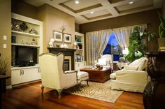 Family Room, home, Edmonton Restoration Hardware, Country Living, Custom Homes, French Country, Family Room, Entryway, House, Furniture, Home Decor