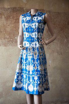 70s a-line dress