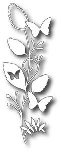 Simon Says Stamp BUTTERFLY TENDRILS Die S176 $14.99