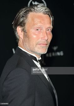 Mads Mikkelsen attends the 'Women in Motion' Prize Reception part of The 69th Annual Cannes Film Festival on May 15, 2016 in Cannes, France.