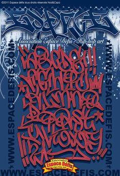 16 - Alphabet tag - Vous avez choisi celui-ci ! participez au sondage en votant le N° 16 Alphabet Tag, Graffiti Alphabet Styles, Graffiti Lettering Alphabet, Graffiti Text, Chicano Lettering, Graffiti Words, Graffiti Writing, Tattoo Lettering Fonts, Graffiti Tagging