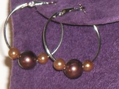 -On Sale- Hoop Earrings 4.99 Free and Fast Shipping $4.99
