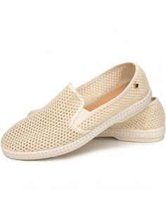 """Rivieras""--an awesome little mesh shoe.  It don't get more summery than this, folks!"