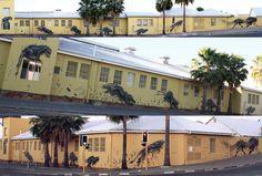 18 Amazing Street Art Murals By DALeast