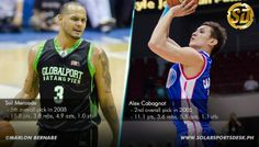 A blockbuster deal involving top guards of the San Miguel Beermen and GlobalPort Batang Pier have been approved by the PBA's Commissioner's Office #pba