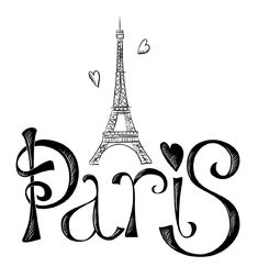 Ambesonne Paris City Decor Collection, Eiffel Tower France Heart Shapes Silhouette Decorative Vacation Art Design, Bedroom Living Room Dorm Wall Hanging Tapestry, Black and White Paris Torre Eiffel, Paris Eiffel Tower, Paris Decor, Paris Theme, Paris Clipart, Drake, Paris Tour, Paris Wallpaper, Paris Bedroom