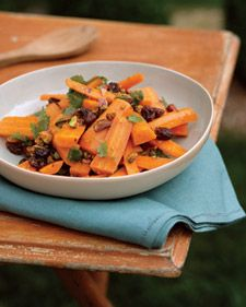 Moroccan Carrot Salad - Whole Living Eat Well