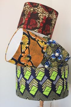 Creative Ideas for Modern Decor with Afrocentric African Style -