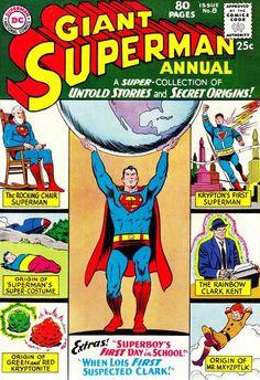 The Superman Fan Podcast: Episode #322 Part II: Superman Comic Book Cover Da...