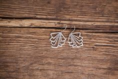 Quality sterling silver hand made and hand forged earrings from Little Honeypot Sale Items, Honeypot, Stud Earrings, Sterling Silver, South Africa, Handmade, Polish, Jewelry, Hand Made