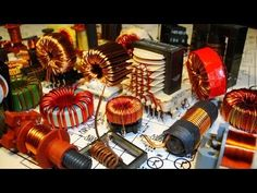 Inductor basics - What is an inductor? - YouTube