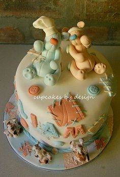 Great for a baby shower or very young child.
