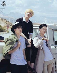 "◇Lucky 7 from Heaven◇ ◆나의 비타민 최영재◆ — ""GOT7 USA Gotcha Photobook"""