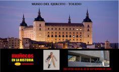 Exposición Muñecos en la historia MUSEO EJERCITO TOLEDO