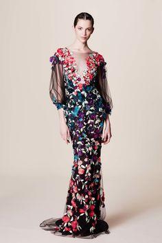 Marchesa Resort 2017 Fashion Show