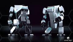 Wonder Vision Robot by wonder-vision.