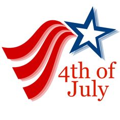 4th of july lettering and clipart pinterest graphics rh pinterest co uk free clipart 4th of july fireworks free clip art 4th of july borders