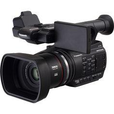 "Panasonic AVCCAM AG-AC90A Digital Camcorder - 3.5"" - Touchscreen LCD - MOS - Full HD - 16:9 - AVCHD, H.264/MPEG-4 AVC - 12x Optical Zoom - 10x Digital Zoom - Optical, Hybrid (IS) - Microphone - HDMI -"