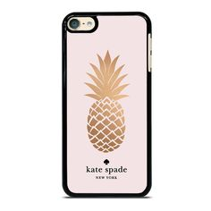 KATE SPADE PINEAPPLE iPod Touch 6 Case Cover Vendor: Favocase Type: iPod Touch 6 case Price: 14.90 This premium KATE SPADE PINEAPPLE iPod Touch 6 case will create premium style to your iPod Touch 6th Generation. Materials are from durable hard plastic or silicone rubber cases available in black and white color. Our case makers customize and design each case in high resolution printing with best quality sublimation ink that protect the back sides and corners of iPod from bumps and scratches…