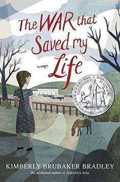 The War that Saved My Life: a beautiful, moving novel! Ida is so strong in spirit.
