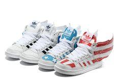 Jeremy Scott shoes 2012 Wings 2.0 Kids Packs
