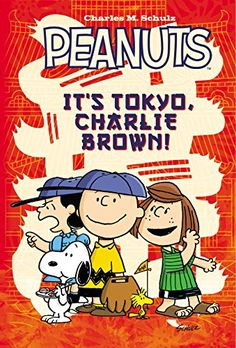Peanuts Its Tokyo Charlie Brown @ niftywarehouse.com #NiftyWarehouse #Geek #Fun #Entertainment #Products