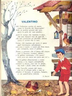 I colori della vita: Valentino - Giovanni Pascoli
