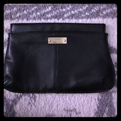 Chloe black makeup bag Chloe black makeup bag- lightly scratched Chloe Bags Cosmetic Bags & Cases