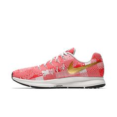 9568c014e72d Nike Air Zoom Pegasus 33 iD Women s Running Shoe Size 11.5 (White) Nike Air
