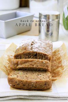 Jenny Steffens Hobick: Apple Bread | Back to School