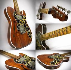 Palir Guitars Skinny Titan in Medium Roast