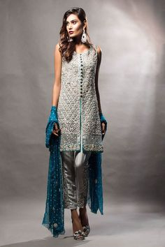 Zainab Chottani Dresses Collection Picture Gallery
