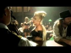 """""""Trouble"""" by P!nk. (Jeremy Renner is spectacularly good looking in this video, btw.)"""