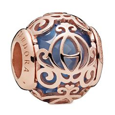 Sterling Silver Reflections Cream Double Row Elements Bead