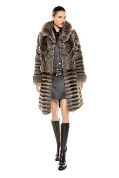 Nutria coat Fur Coat, Fall Winter, Jackets, Fashion, Down Jackets, Moda, Fur Coats, Jacket, Fasion