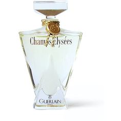 Guerlain Champs Elysees Parfum ($152) ❤ liked on Polyvore
