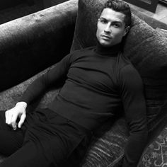Cristiano Ronaldo as stylish as always