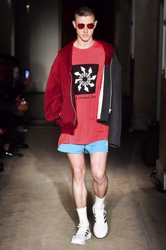 ddcb7e949f7 See the complete Gosha Rubchinskiy Spring 2018 Menswear collection. Latest Fashion  Trends