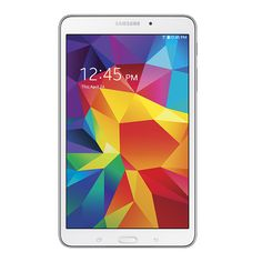 Samsung Galaxy Tab 4 Just purchased one and a Bluetooth tablet keyboard ...absolutely love it! #amwriting