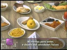 Alimentos para antes e depois das atividades físicas - 04/07/2011