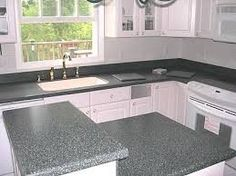 Redesigning Your Kitchen Area: Choosing Your New Kitchen Counter Tops – Outdoor Kitchen Designs Corian Countertops, Custom Countertops, Outdoor Kitchen Countertops, Kitchen Cabinets, Stainless Steel Counters, Building Contractors, Outdoor Kitchen Design, New Kitchen, New Homes