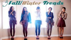 3 Of My Fave Fall/Winter Trends