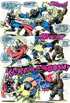 The Peerless Power of Comics!: The Ultimate Avenger