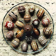ukrainian eggs | BRAMA - Pysanky / Ukrainian Easter Eggs