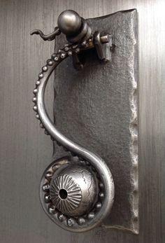 This is the sculpture and metal work of Karl Saar